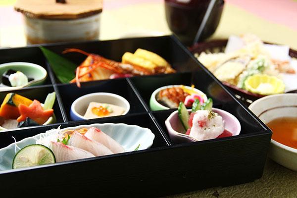 松花堂・弁当箱のイメージ画像