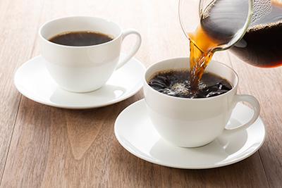コーヒーカップのイメージ画像