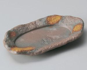 美濃岩石刺身皿 画像