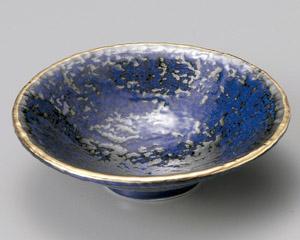 銀彩刺身鉢