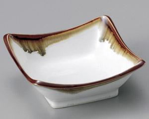 白天目流し渕立刺身鉢