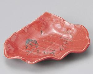 紅三角たたら皿