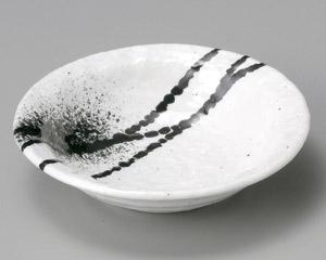 吹あそび石目5.0鉢