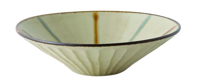 琉球イッチンしのぎ浅鉢 中