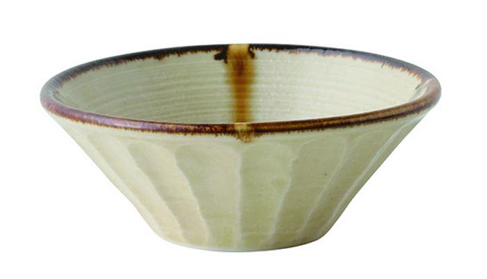 琉球イッチンしのぎ深鉢 小