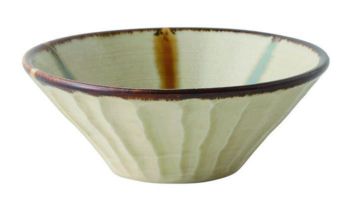 琉球イッチンしのぎ深鉢 中