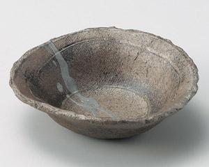 炭化ボタモチ6.0楕円鉢