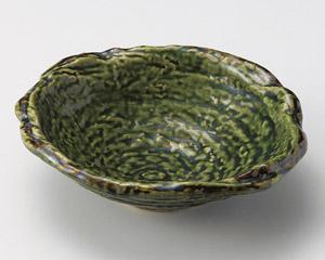 織部玉渕7.0鉢