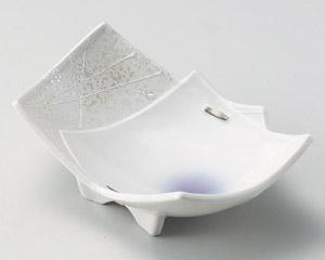 バイオレット二重小鉢