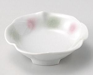 淡雪二色吹花型5.0鉢