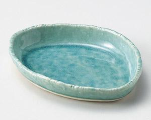 トルコまゆ型鉢