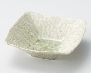 ビードロ角鉢