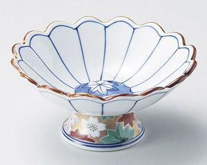 菊割春秋高台4.3小鉢