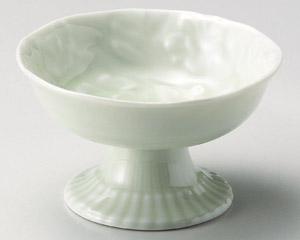 もえぎゆり高台小鉢