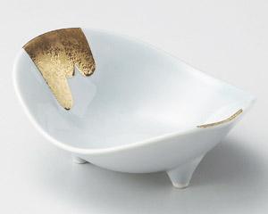 青白磁石庭小鉢