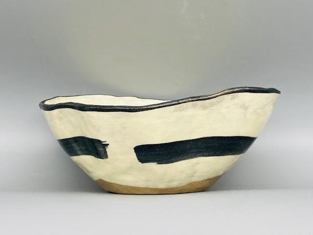 葡萄ゆらぎ変形鉢(在庫33限り) サムネイル3