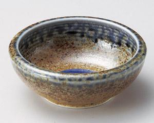 藍流し4.0深鉢