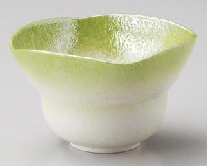 グリーンパール四方小鉢大