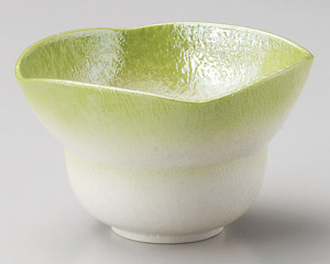 グリーンパール四方小鉢小