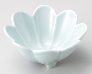 ヒスイ菊割小鉢