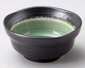 深海(緑)小鉢(中)