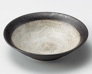 櫛目紋3.5浅鉢
