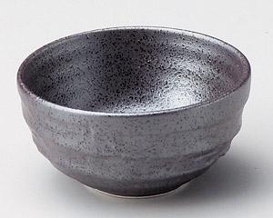 銀彩古代小鉢(小) 画像