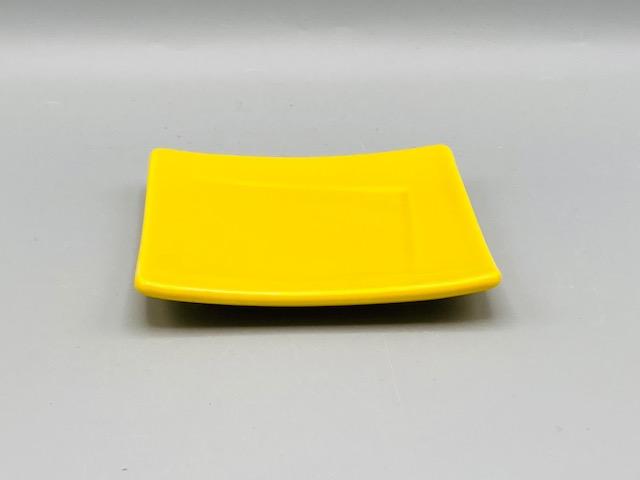 黄角小皿(在庫97限り) 画像