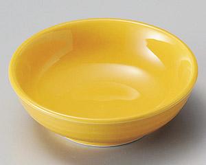 オレンジ丸鉢