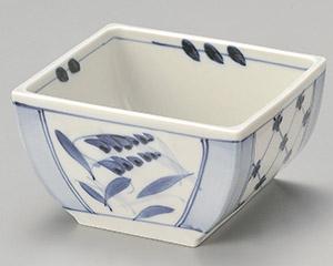 古染古花角鉢のみ