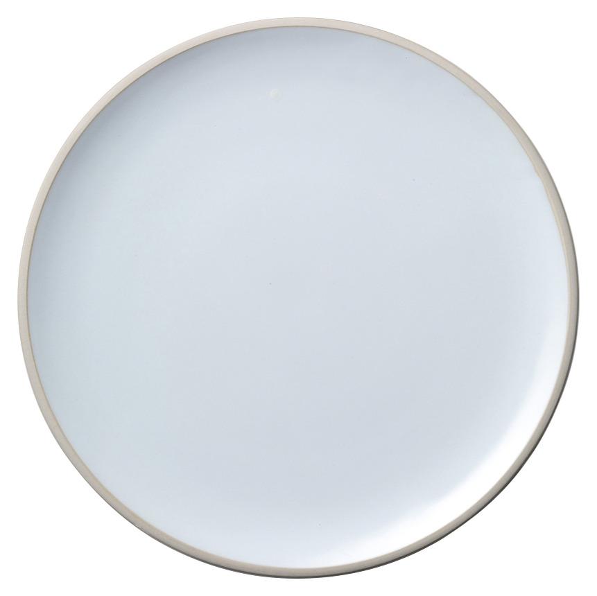 ルスト マイルドホワイト 28.5cmフラットプレート 画像