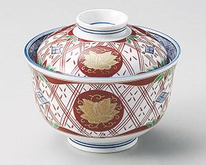 錦華陽紋円菓子碗