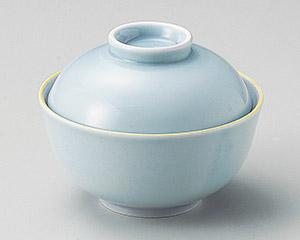 釉裏紅青磁円菓子碗