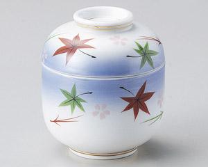 銀彩春秋京型ミニむし碗