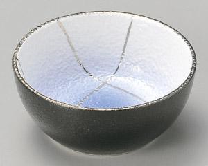コバルト銀彩丸とんすい 画像1