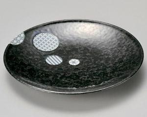 丸小紋丸7.0皿 画像1