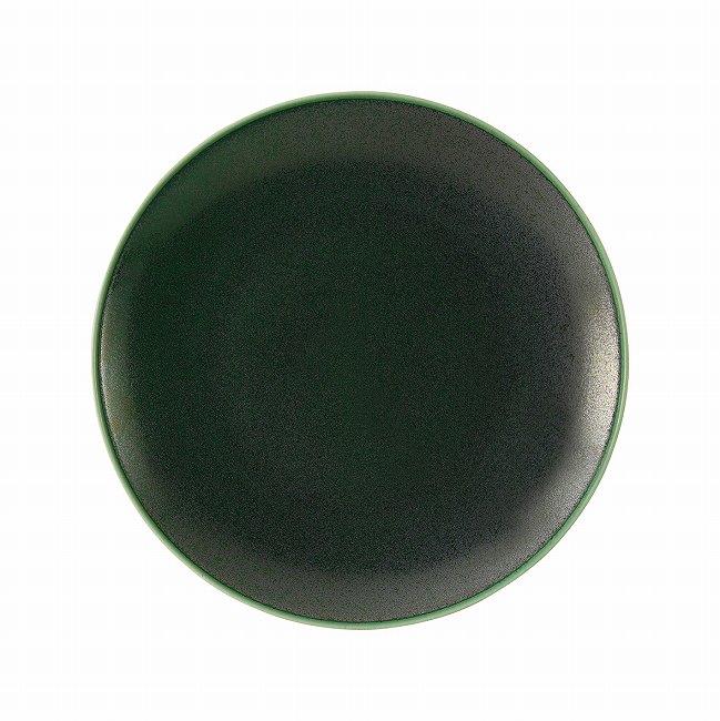 FINO アイビーグリーン 24cmプレート 画像