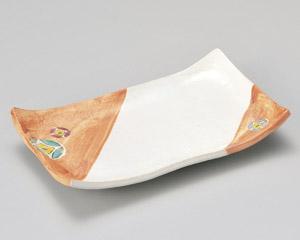 華七宝焼物皿