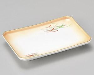 加茂川四ツ切7.0焼物皿
