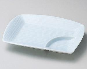 青白磁千代口5.0パーティー皿