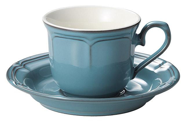 ラフィネ アンティークブルー コーヒーカップのみ