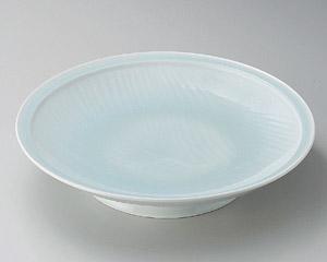 青白磁静流尺二皿