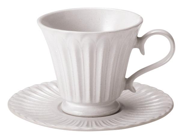 ストーリアラスティックホワイトコーヒーカップのみ※ソーサー別 画像