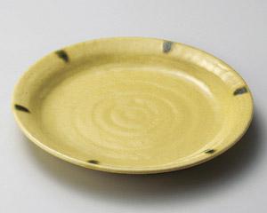ネオクラフト 黄瀬戸7.5皿
