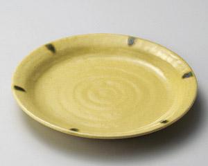 ネオクラフト 黄瀬戸6.0皿