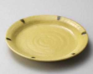 ネオクラフト 黄瀬戸5.0皿
