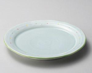 ウォーターブルー9.0皿