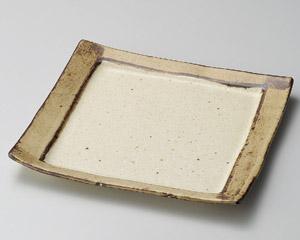 角渕サビ盛皿