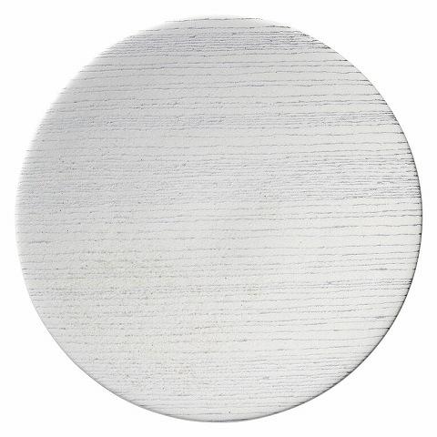 雪かさね 27.5cm皿 画像