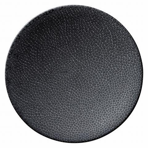 墨斑 27.5cm皿 画像